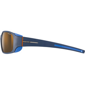 Julbo Montebianco Cameleon Sunglasses Unisex blue/blue/orange-brown